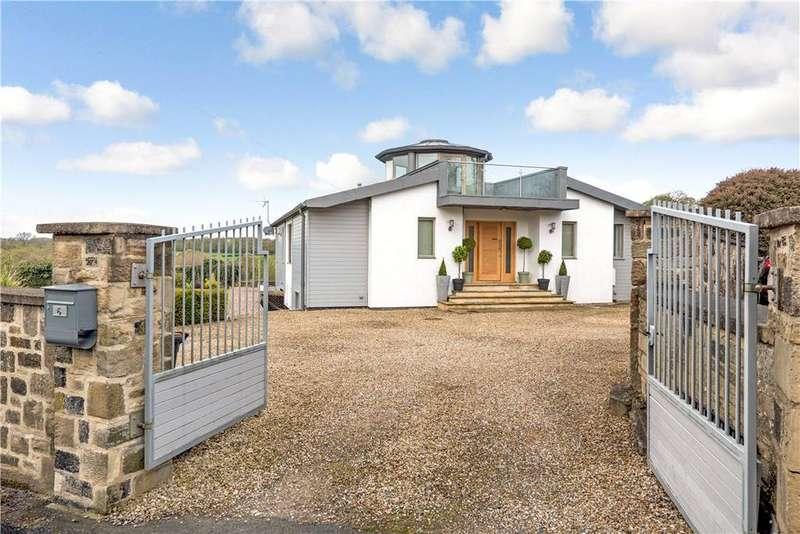 5 Bedrooms Detached House for sale in Crag Lane, Knaresborough, North Yorkshire, HG5