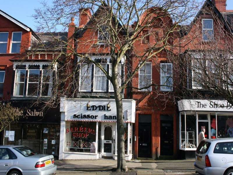 1 Bedroom Flat for sale in Woodlands Road, Ansdell, Lancashire