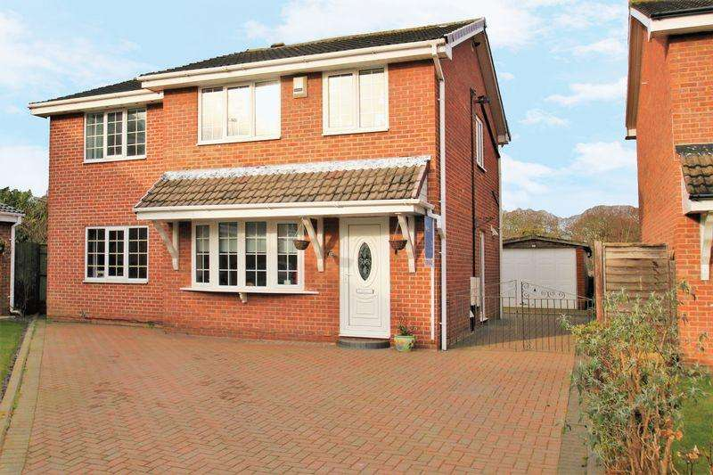 4 Bedrooms Detached House for sale in Appley Close, Eaglescliffe, TS16 0BZ