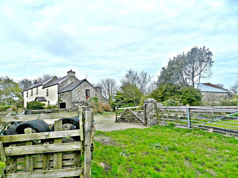5 Bedrooms Detached House for sale in Rogeston House, Nolton, Haverfordwest, Pembrokeshire