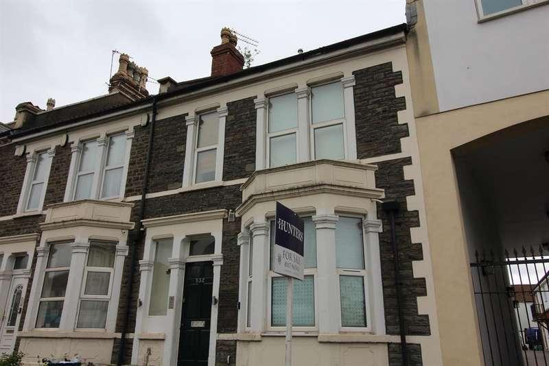 1 Bedroom Ground Flat for sale in Fishponds Road, Fishponds, Bristol, BS16 3DW