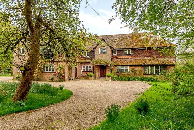 6 Bedrooms Equestrian Facility Character Property for sale in Hudnall Common, Little Gaddesden, Berkhamsted, Hertfordshire, HP4
