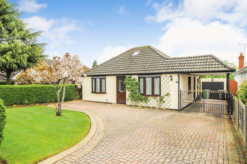 3 Bedrooms Detached Bungalow for sale in Gordon Road, Thatcham
