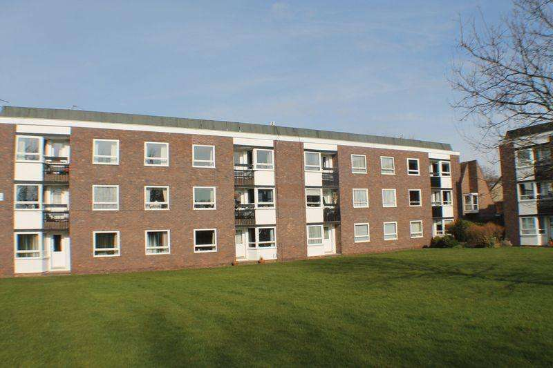 2 Bedrooms Apartment Flat for sale in Lancelyn Court, Spital