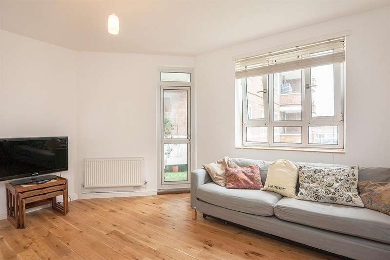 2 Bedrooms Flat for sale in Congreve House, London, N16
