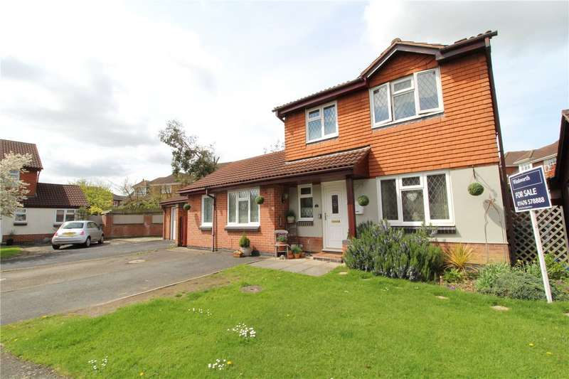 4 Bedrooms Detached House for sale in Applewood Drive, Gonerby Hill Foot, Grantham, NG31