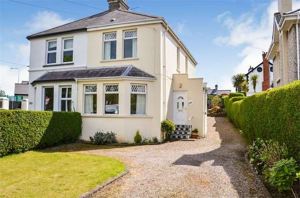 3 Bedrooms Semi Detached House for sale in Groomsport Road, Bangor, County Down
