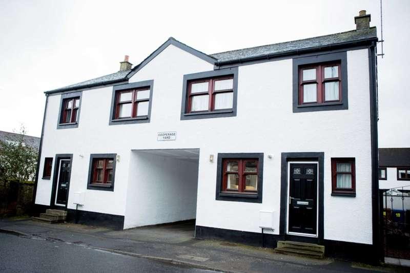 3 Bedrooms Semi Detached House for sale in Cooperage Yard, Lochwinnoch