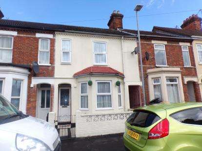 3 Bedrooms Terraced House for sale in Whitbread Avenue, Bedford, Bedfordshire