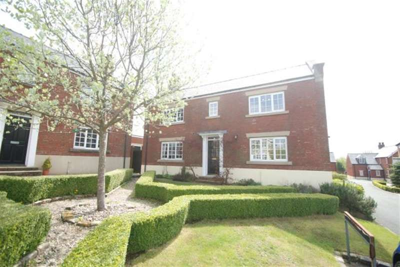 4 Bedrooms Detached House for sale in Bower Gardens, Stalybridge, SK15 2UY