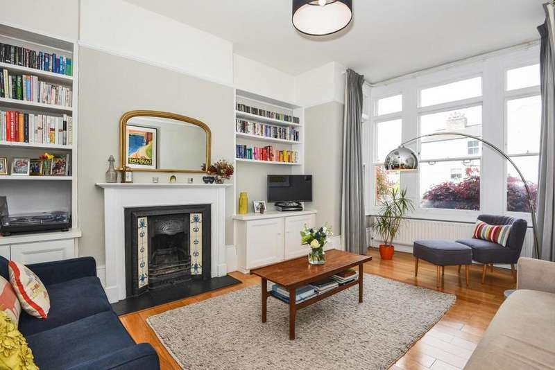 2 Bedrooms Flat for sale in Dashwood Road, Crouch End