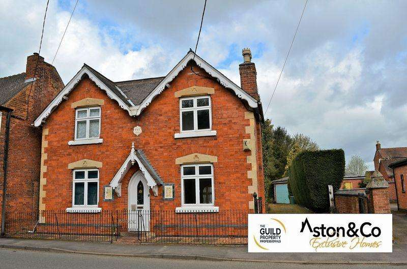 3 Bedrooms Detached House for sale in Main Street,Peckleton, Leicestershire