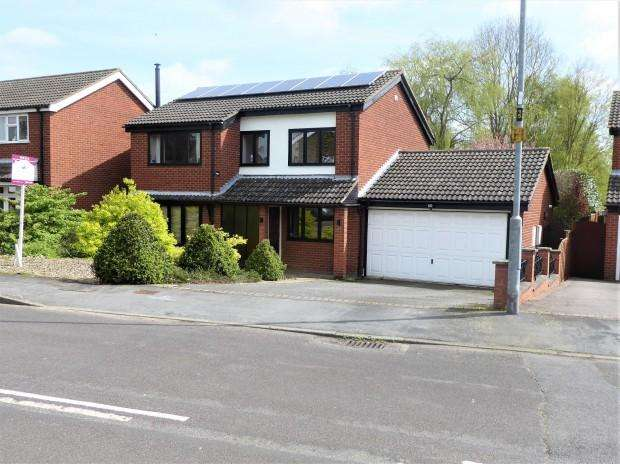 4 Bedrooms Detached House for sale in Redwood Avenue, Melton Mowbray, LE13