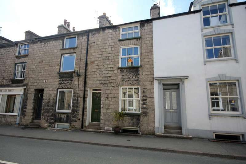 3 Bedrooms Terraced House for sale in Burneside Road, Kendal