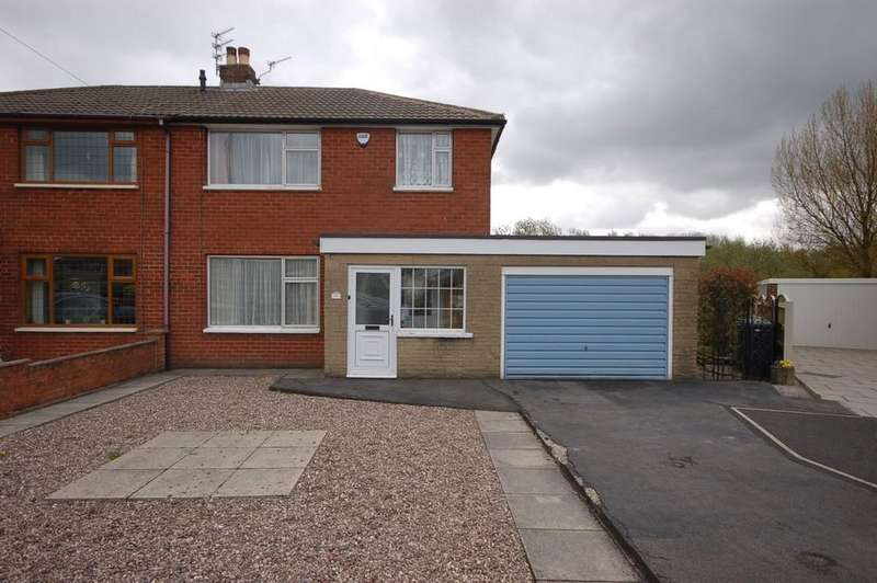 3 Bedrooms Semi Detached House for sale in Ennerdale Close, Oswaldtwistle