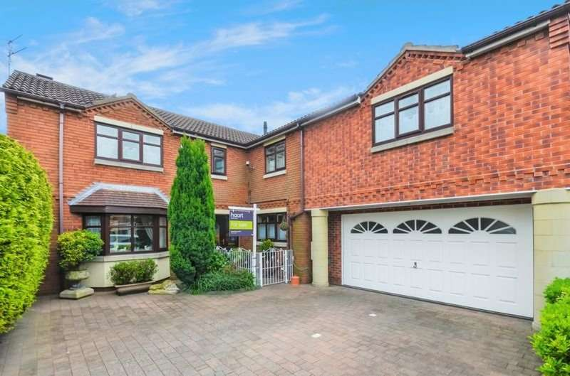 5 Bedrooms Detached House for sale in Eleanor Court, Edenthorpe DN3