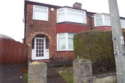 3 Bedrooms Semi Detached House for rent in Windsor Road, Prestwich