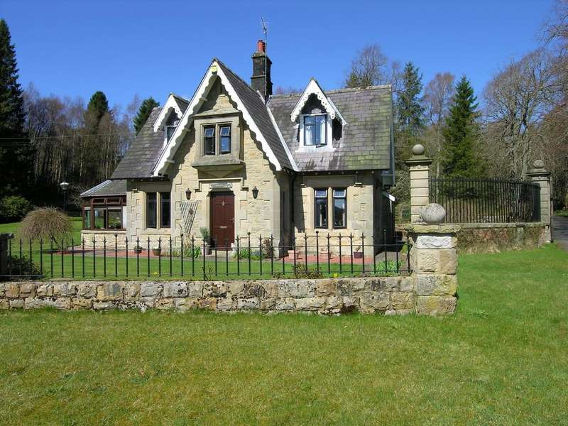 4 Bedrooms Detached House for sale in Otterburn Lodge