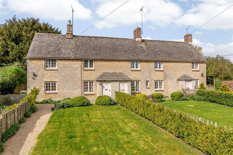 6 Bedrooms Terraced House for sale in Bibury Road, Coln St. Aldwyns, Cirencester, Gloucestershire