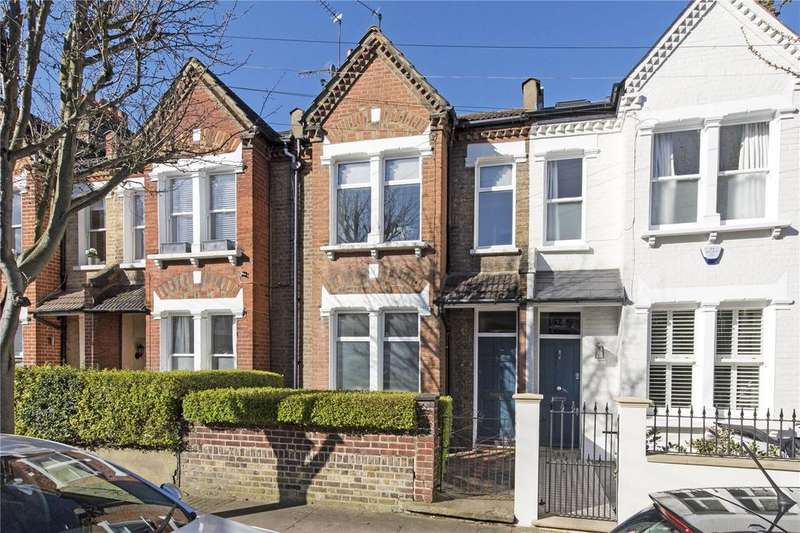 3 Bedrooms Terraced House for sale in Dingwall Road, Wandsworth, London, SW18