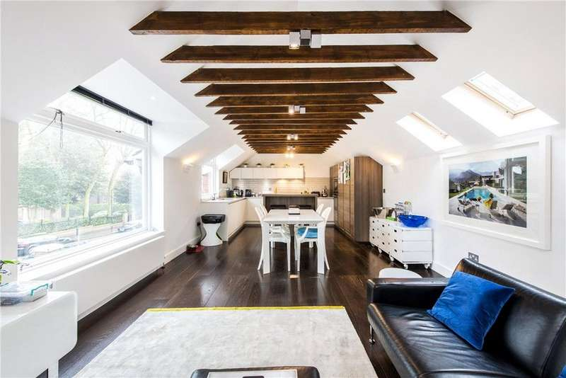 2 Bedrooms House for sale in Maresfield Gardens, London, NW3