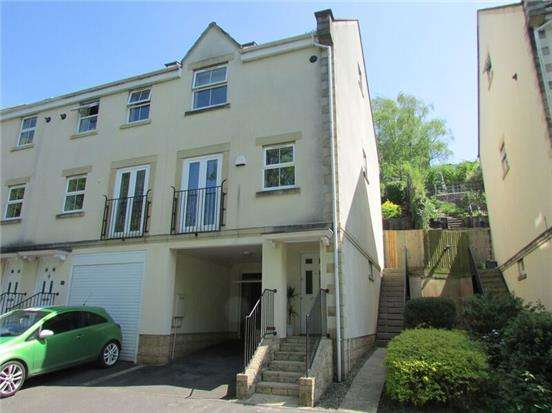 4 Bedrooms End Of Terrace House for sale in Blaisedell View, Bristol, BS10 7XB