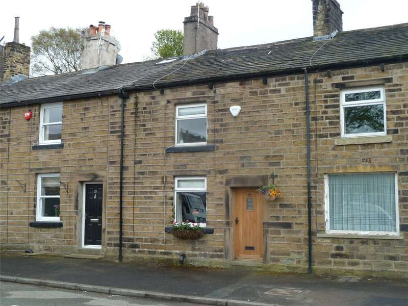 2 Bedrooms Terraced House for sale in Manchester Road, Greenfield, Saddleworth, OL3