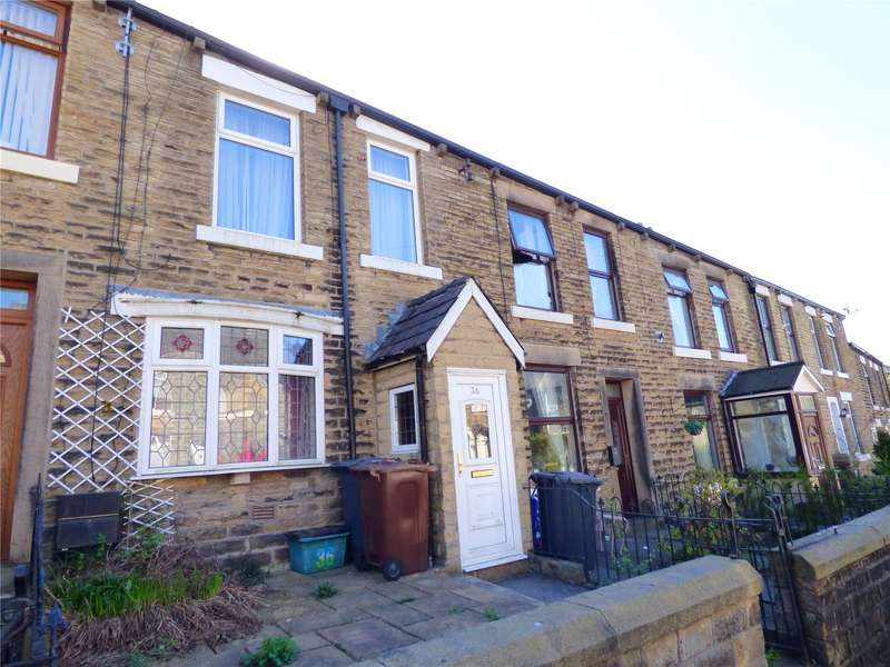 2 Bedrooms Terraced House for sale in Queen Street, Hadfield, Glossop, SK13