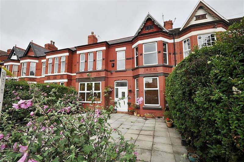 5 Bedrooms Terraced House for sale in Seabank Road, Wallasey, CH45 5AG