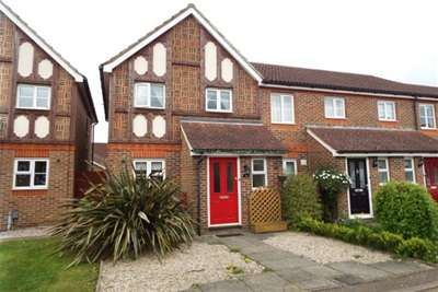 2 Bedrooms End Of Terrace House for rent in Great Ashby, SG1