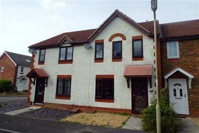 2 Bedrooms Terraced House for rent in Whiteley