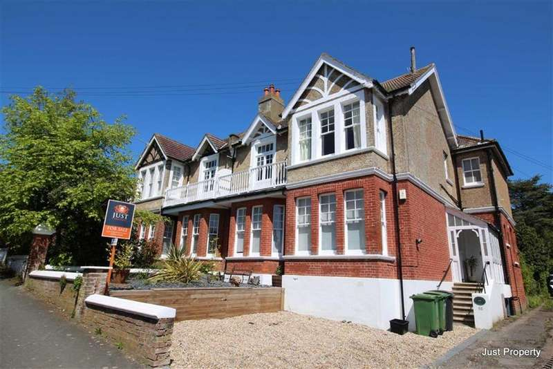 4 Bedrooms Semi Detached House for sale in St Helens Park Road, Hastings