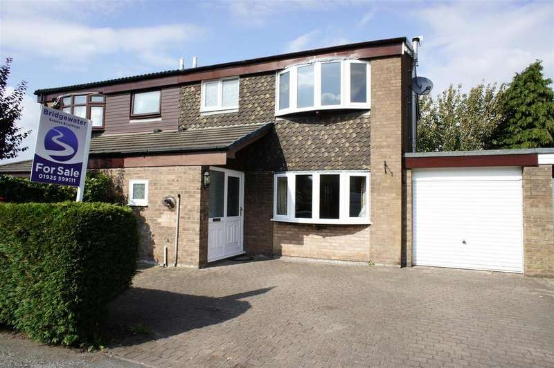 3 Bedrooms Semi Detached House for rent in Linden Close, Lymm