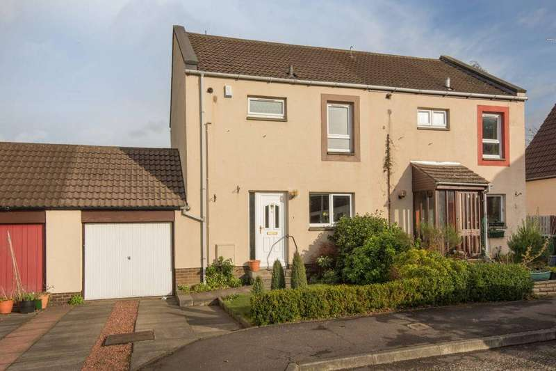 3 Bedrooms Semi Detached House for sale in 4 Canty Grove, LONGNIDDRY, EH32 0TB