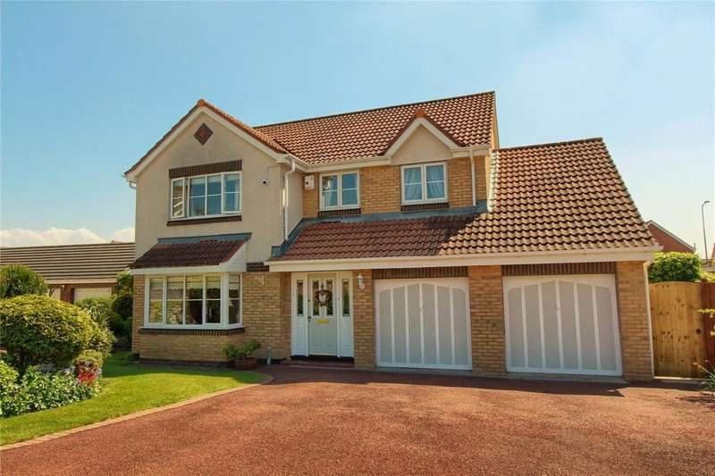 4 Bedrooms Detached House for sale in Grassington Green, Ingleby Barwick
