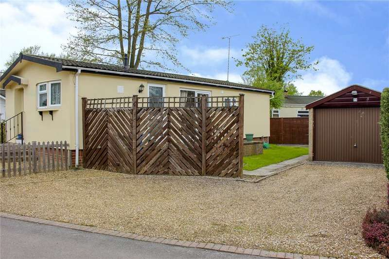 2 Bedrooms Detached House for sale in The Larches, Warfield Park, Berkshire, RG42
