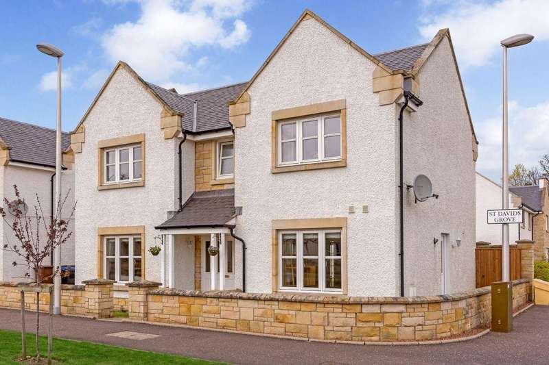 5 Bedrooms Detached House for sale in 7 Saint Davids Avenue, Dalkeith, EH22 3FF