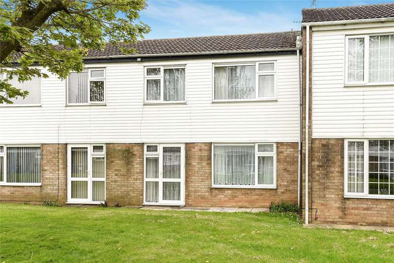 3 Bedrooms Terraced House for sale in Carver Road, Boston, PE21