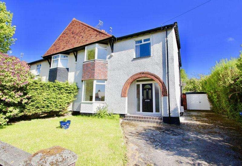 3 Bedrooms Semi Detached House for sale in Clwyd Avenue, Prestatyn