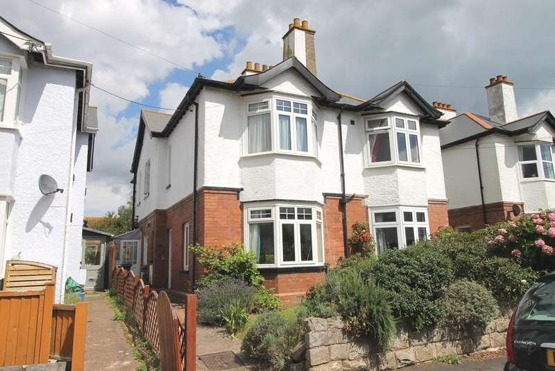 3 Bedrooms Semi Detached House for rent in Greenway Lane, Budleigh Salterton