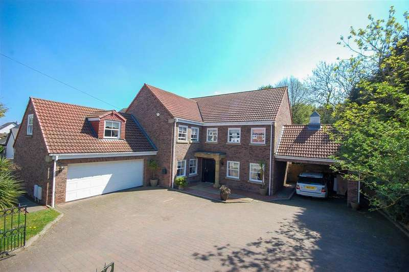 6 Bedrooms Detached House for sale in Littlethorpe, County Durham