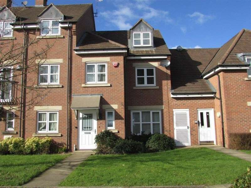 4 Bedrooms Town House for rent in Middlewood Close, Solihull, B91 2TZ