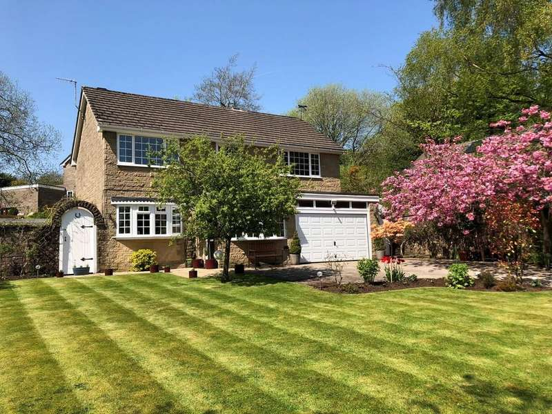 4 Bedrooms Detached House for sale in Park Road, Buxton