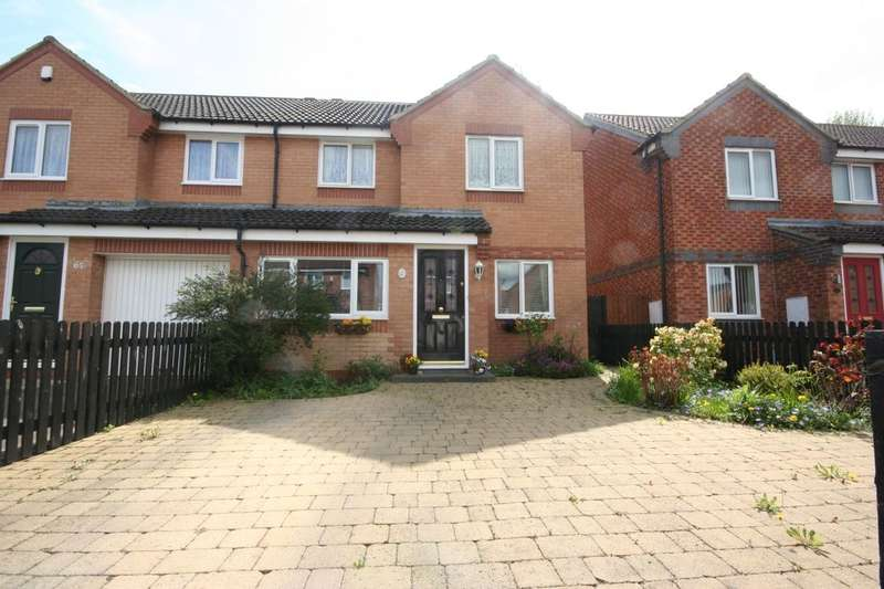 3 Bedrooms Semi Detached House for sale in Sir Douglas Park, Thornaby, Stockton-On-Tees, TS17