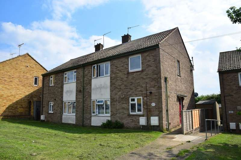 1 Bedroom Flat for sale in Lunedale Road, Dartford, DA2