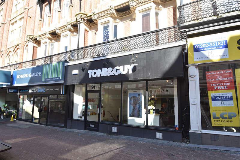Commercial Development for sale in 91 Old Christchurch Road, Bournemouth, BH1 1EP