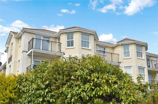 2 Bedrooms Flat for sale in Andrea Court, Yannon Drive, Teignmouth, Devon