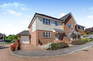3 Bedrooms End Of Terrace House for sale in All Angels Close, Maidstone, Kent