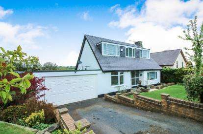 3 Bedrooms Detached House for sale in West Leigh Road, Blackburn, Lancashire, ., BB1