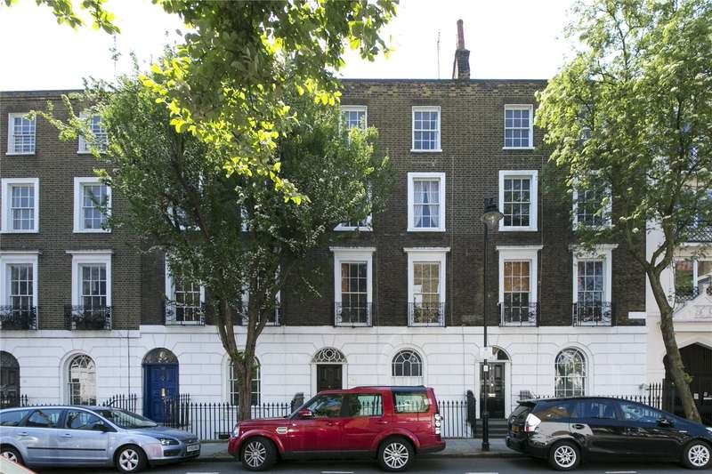 2 Bedrooms Flat for sale in Barnsbury Street, London, N1